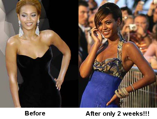 Beyonce's Master Cleanse difference