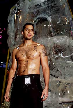 David Blaine, another Master Cleanser