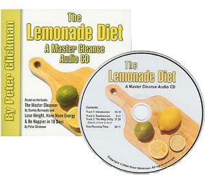 The Lemonade Diet: A Master Cleanse Audio CD
