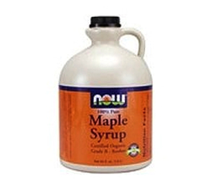 64 oz. Certified Organic Grade B Maple Syrup