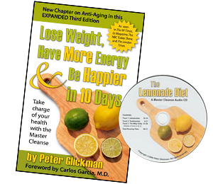 Master Cleanse Book and CD Pack