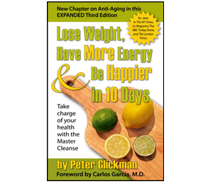 Lose Weight, Have More Energy & Be Happier in 10 Days eBook