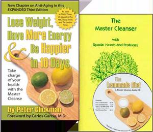 Master Cleanse/Lemonade Diet Info Pack