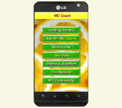Master Cleanse Coach App - Android Version