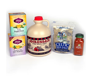Master Cleanse Ingredients Kit
