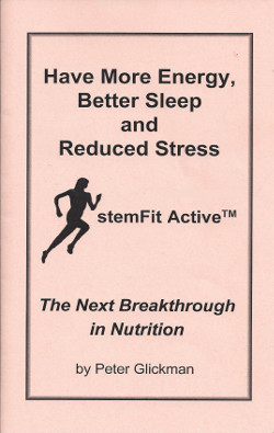 have More energy, Better Sleep and Reduced Stress: stemFit Active