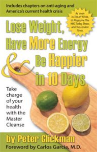 Lose Weight, Master Cleanse book by Peter Glickman